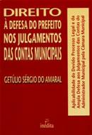 Capa do Livro Direito À Defesa do Prefeito nos Julgamentos das contas municipais
